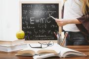 数学教师个
