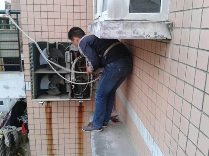 常熟市空调维修安装